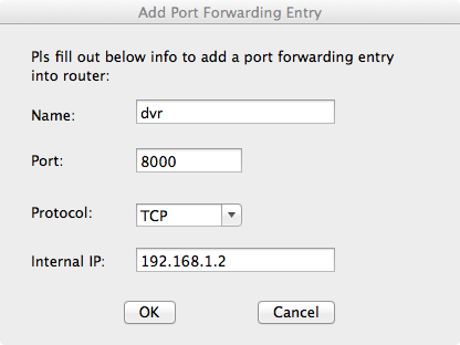 Port Forwarding Wizard for MAC - The simple MAC port forwarding software